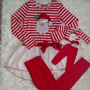 Dollie and me outfit set